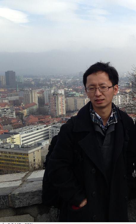 Xiaoyong Pan bio photo